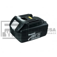 BATERIA LITIO ION 18V 3 AMP MAKITA BL1830B*