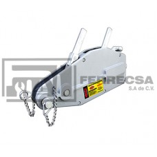 TIRFOR ALUMINIO C/CABLE 5/16X20MTS 1200KG MCAT-1200 MIKELS