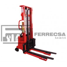 MONTACARGO HIDRAULIC SEMI-ELECTRICO 1TON 3MTR ME-1000 MIKELS