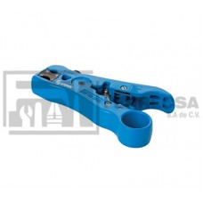 PINZA PELACABLE UTP COAXIAL Y PLANO HER-045 STEREN