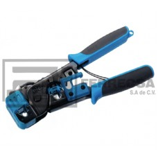 PINZA IDEAL PARARJ-11/RJ-45 CRIMPER 30-496