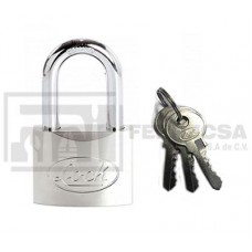 KIT 2 CANDADOS MAESTROS 45MM LARGOS L22L452 LOCK
