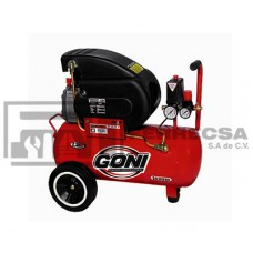 COMPRESOR 2.5HP 24LTR 940MX GONI