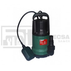 BOMBA SUMERGIBLE 1HP 8M AGUA LIMPIA BS-750 OAKLAND*