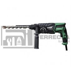 MARTILLO SDS-PLUS 3 MODOS VVR 830W DH26PC METABO*