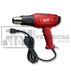 PISTOLA DE CALOR 2 TEMPERATURAS 120V. MILWAUKEE 8975-6*