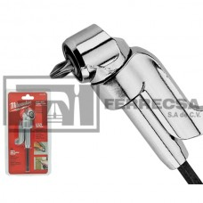 ADAPTADOR ANGULAR P/PUNTAS MILWAUKEE 48-32-2100