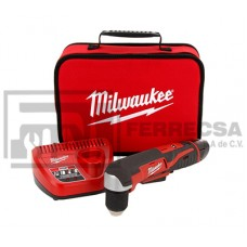 TALADRO ANGULAR 3/8 12V MILWAUKEE 2415-21*