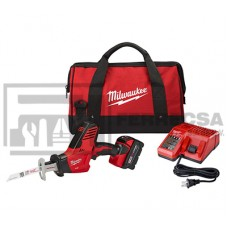 SIERRA SABLE INALAMBRICA 18V LITIO-ION XC 2625-21 MILWAUKEE*