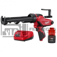PISTOLA PEGAMENTO 10 OZ M12 MILWAUKEE 2441-21*