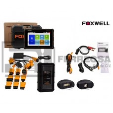 ESCANER DIAGNOSTICO TABLET ULTIMA GENERA FOXWELL GT80MINI*