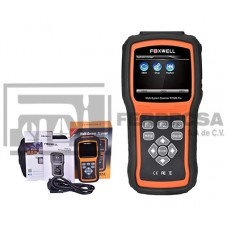 ESCANER MULTIMARCAS FOXWELL FOX-NT520PRO*